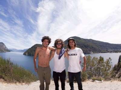 De tour por San Martin y Neuquen.