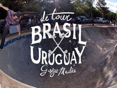 De Tour por Brasil y Uruguay