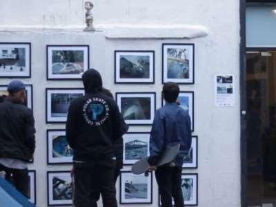 "4X4 ""Muestra Fotográfica de Skateboarding"" (3ra edición)"