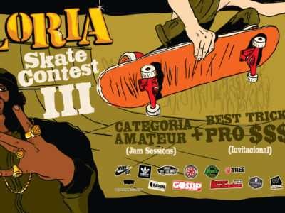 Loria Skate Contest III