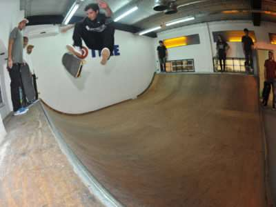 Adidas Skateboarding test Matchcourt RX en Tree House Buenos Aires