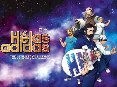 Hélas por adidas Skateboarding /// The ultimate Challenge