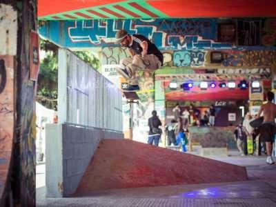 Misión piramide /// 14 de agosto DIY x Mnk Films