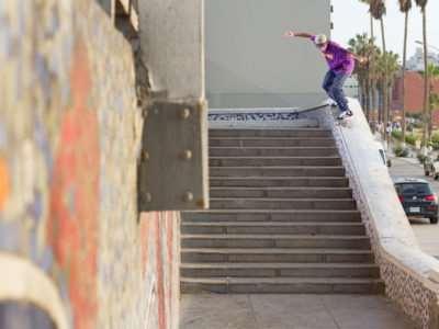 Adidas Skateboarding /// Das Days Lima