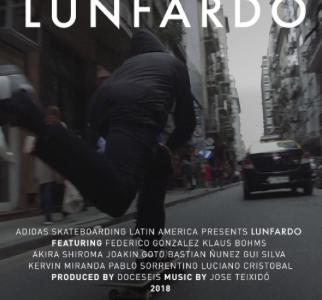 Lunfardo por adidas skateboarding