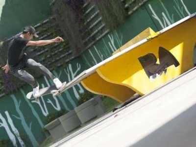 Adidas Skateboarding /// Lunfardo B-side
