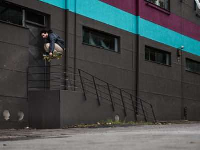 ADIDAS SKATEBOARDING /// DAEDALUS RAW FILES