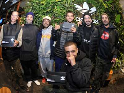 Adidas skateboarding presentó el doceseis skate jam