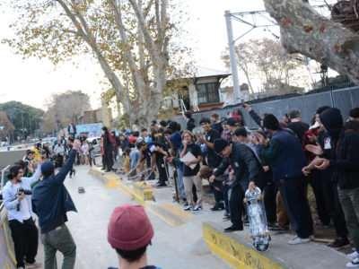 Dia internacional de Skate en los DIY