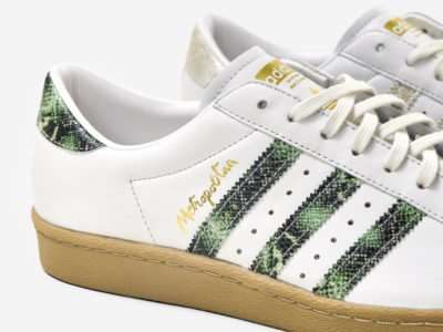 Adidas skateboarding /// superstar 80s